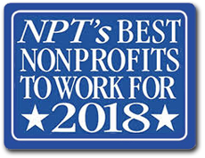 2018 Best Nonprofit to Work For