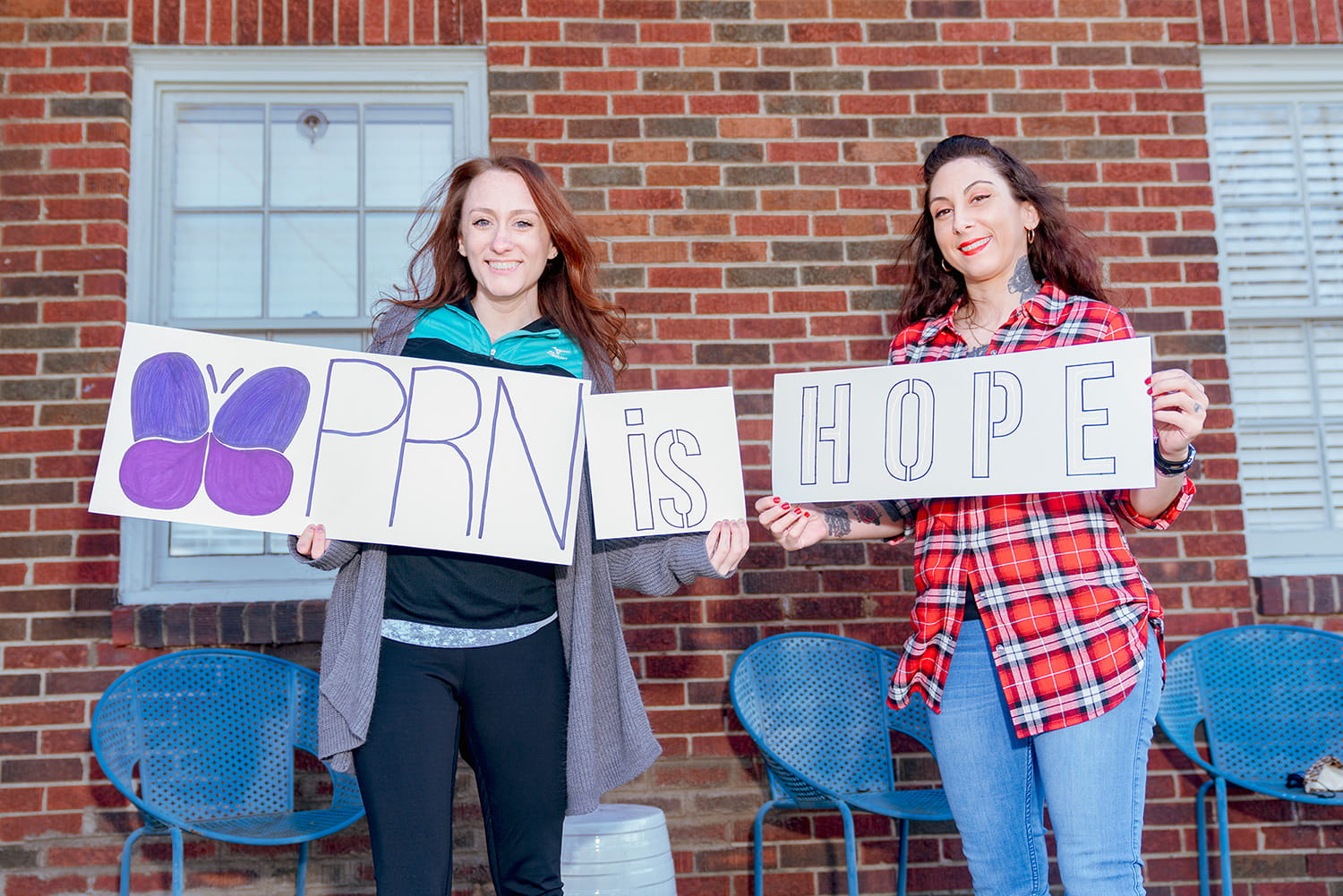 PRN is Hope